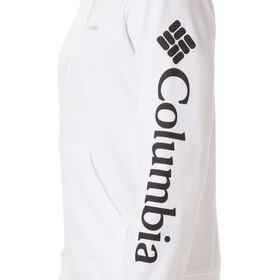 Columbia Viewmont II Sleeve Graphic Hættetrøje Herrer, hvid